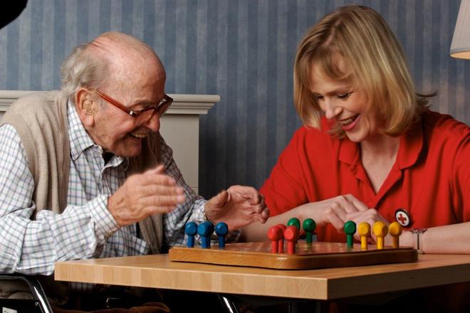 Altenpflege, Senioren, Pflege