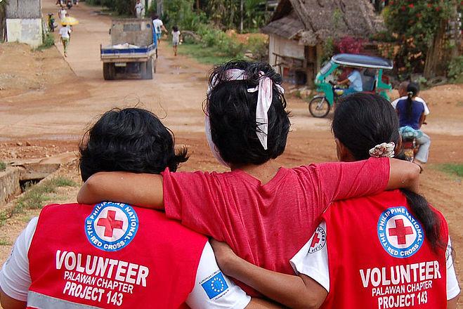 Freiwilligendienst im Ausland mit dem DRK.